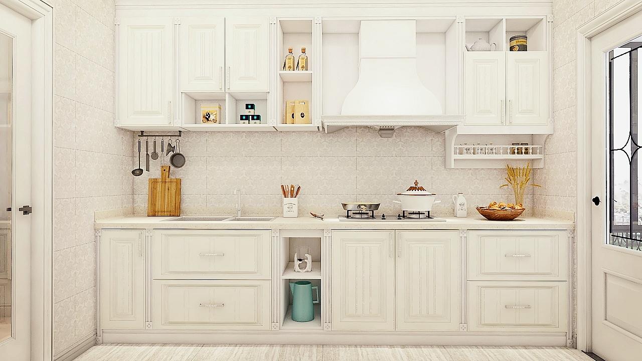 厨房装修效果图_厨房装修怎么设计?厨房装修5大要点