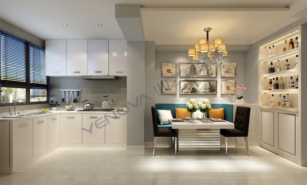 厨房装修篇:从收纳到烹调,解锁十个完满厨房设计本领
